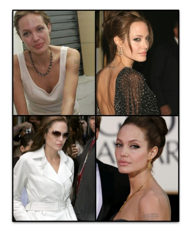 Angelina Jolie Anorexie i hate eating ou les confessions d'une ex ana » angelina jolie